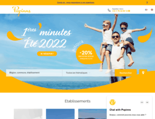 mvacances.com screenshot