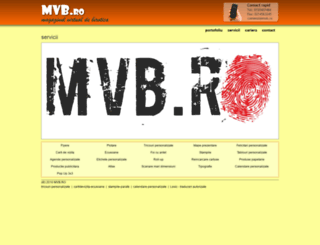 mvb.ro screenshot