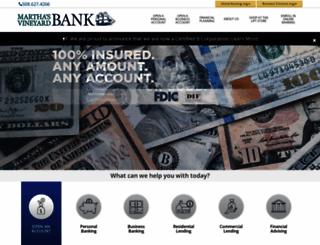 mvbank.com screenshot