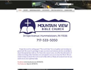 mvbcpa.org screenshot