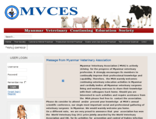mvces.net screenshot