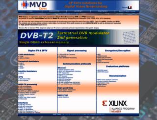 mvd-fpga.com screenshot