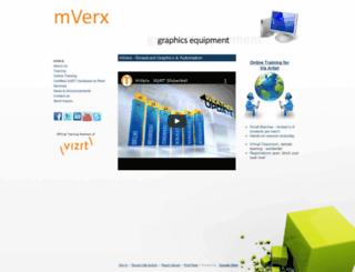 mverx.com screenshot