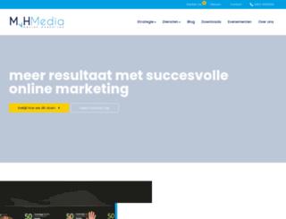 mvhmedia.nl screenshot