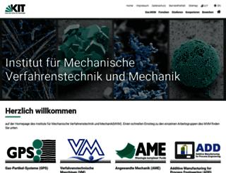 mvm.kit.edu screenshot