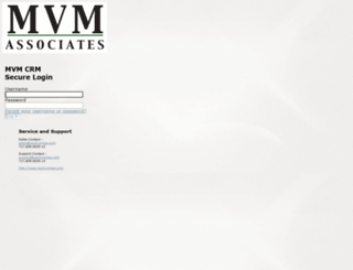 mvm2.workxpress.com screenshot