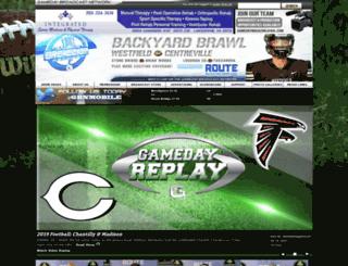 mvp.gamedaymagazine.com screenshot