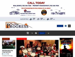 mvprogress.com screenshot