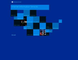 mvpsbc.arvatocim.com screenshot