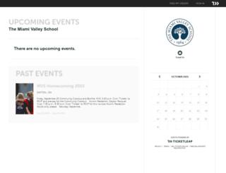 mvshomecoming2015.ticketleap.com screenshot