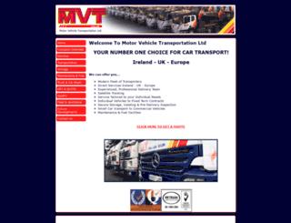 mvt.co.uk screenshot