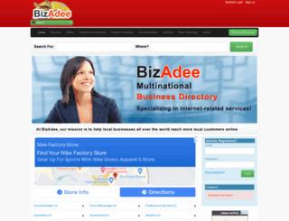mw.bizadee.com screenshot