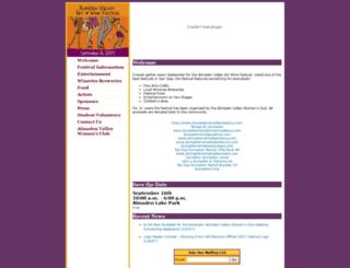 mweasblog.com screenshot