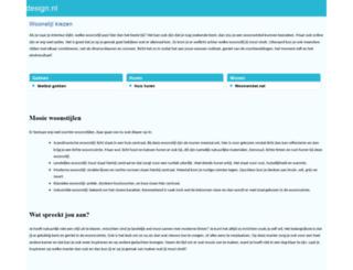 mweb-design.nl screenshot