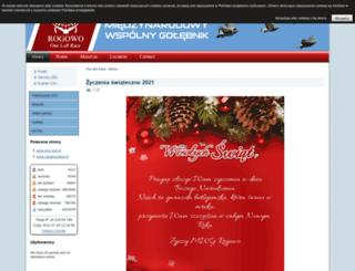 mwgrogowo.pl screenshot