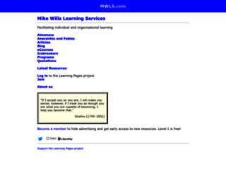 mwls.com screenshot