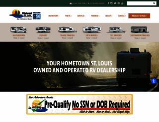 mwrvcenter.com screenshot