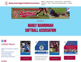 mwsa.com.au screenshot
