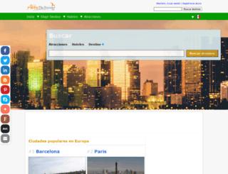 mx.abbythetraveler.com screenshot