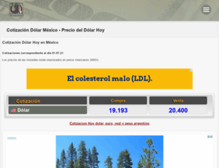 Mx Cotizacion Dolar Screenshot
