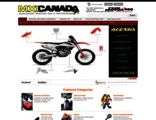 mx1canada.com screenshot