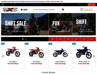 mxc.de screenshot