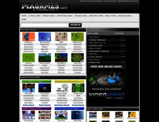 mxgames.com screenshot