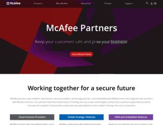 mxlogic.com screenshot