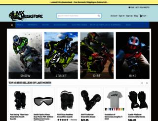 mxmegastore.com screenshot