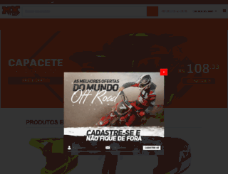 mxparts.com.br screenshot