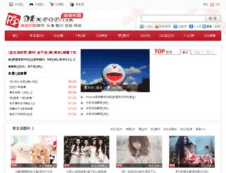 mxpop.com screenshot