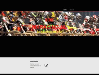 mxracing.nl screenshot
