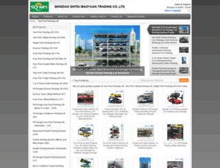 my-autoparking.com screenshot