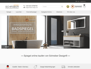 my-badspiegel.de screenshot