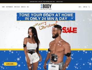 my-bodyrevolution.com screenshot