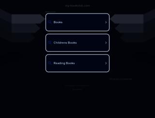 my-bookclub.com screenshot