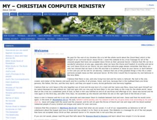 my-ccm.com screenshot