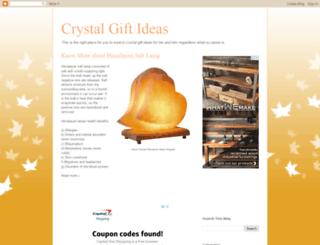 my-crystal.blogspot.com screenshot