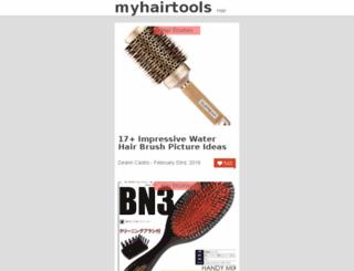 my-hair-tools.com screenshot
