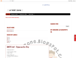 my-kidszone.blogspot.com screenshot