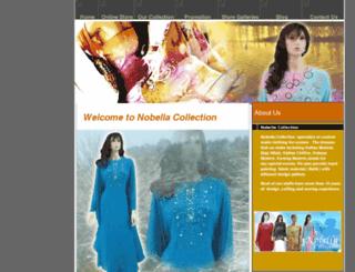 my-nobella.com screenshot