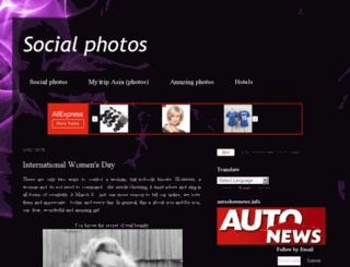 my-social-photos.com screenshot