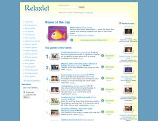 my-tribe.relaxlet.com screenshot