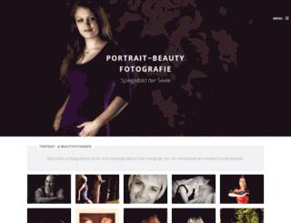 my-tribute-to-beauty.de screenshot