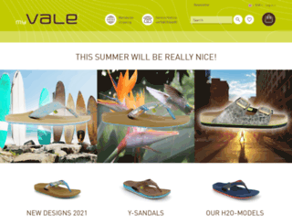 my-vale-shop.de screenshot