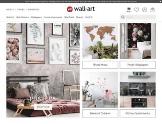 my-wall-decal.com screenshot