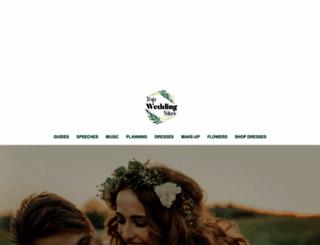my-weddingdream.com screenshot