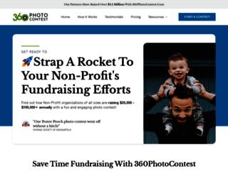 my.360photocontest.com screenshot