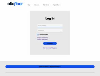 my.cincinnatibell.com screenshot