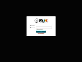 my.dataonesoftware.com screenshot
